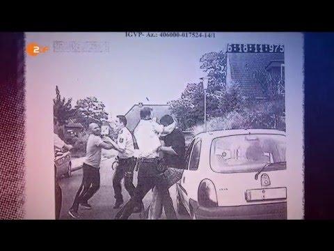 Gewalt durch Polizisten (23.02.2016 Frontal 21)